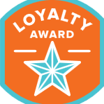 Thumbtack Loyalty Badge