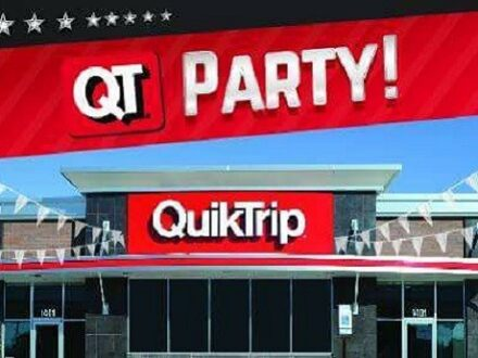 A Fun Grand Opening for QT