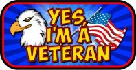 Yes I am a Veteran