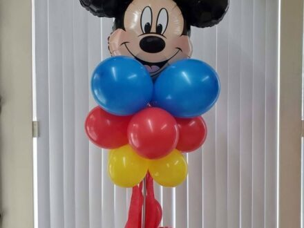 Mickey Balloon Decor