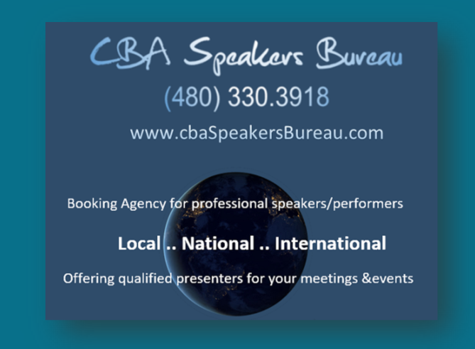 CBA Speakers Bureau Picture