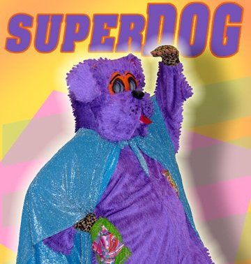 Flo super dog